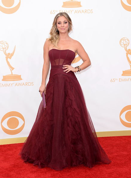 Strapless Dress「65th Annual Primetime Emmy Awards - Arrivals」:写真・画像(12)[壁紙.com]
