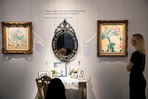 アート「Sotheby's Vivien Leigh Exhibition Preview」:写真・画像(17)[壁紙.com]