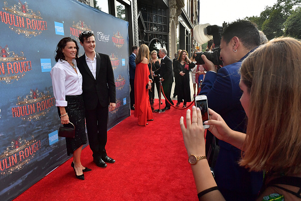 """Nancy Kerrigan「The Grand Re-Opening Of Boston's Emerson Colonial Theatre With The Gala Performance Of """"Moulin Rouge! The Musical""""」:写真・画像(12)[壁紙.com]"""