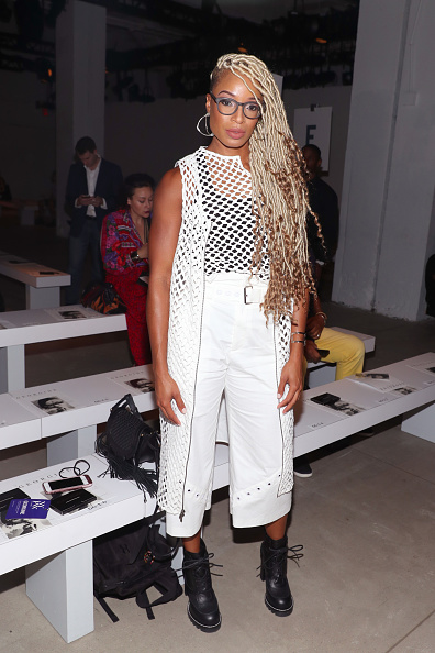 Olympic Team「Georgine - Front Row - September 2016 - New York Fashion Week: The Shows」:写真・画像(16)[壁紙.com]