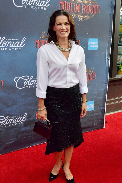 """Nancy Kerrigan「The Grand Re-Opening Of Boston's Emerson Colonial Theatre With The Gala Performance Of """"Moulin Rouge! The Musical""""」:写真・画像(8)[壁紙.com]"""