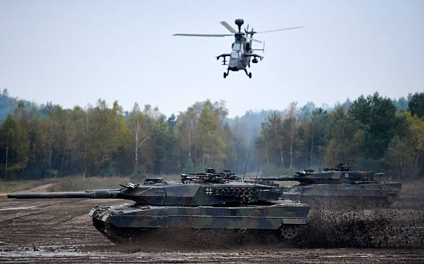 Germany And Holland Hold Military Exercises:ニュース(壁紙.com)