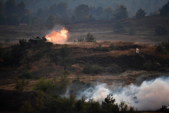 Russian Military「Germany And Holland Hold Military Exercises」:写真・画像(5)[壁紙.com]