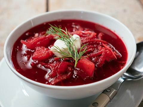 Turnip「Bowl of vegan Borscht」:スマホ壁紙(18)