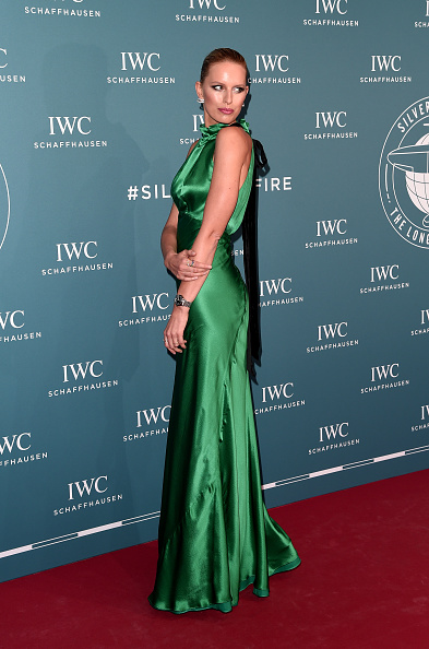 フロアレングス「IWC Schaffhausen at SIHH 2019 - Gala Red Carpet」:写真・画像(10)[壁紙.com]