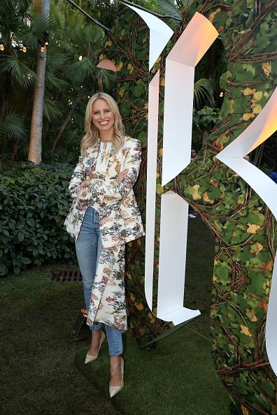 Karolina Kurkova「Ruinart x Vik Muniz Art Basel Miami Beach Champagne Fête」:写真・画像(19)[壁紙.com]