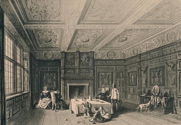 インテリア「Benthall Hall, Shropshire, 1915. Artist: Unknown.」:写真・画像(3)[壁紙.com]