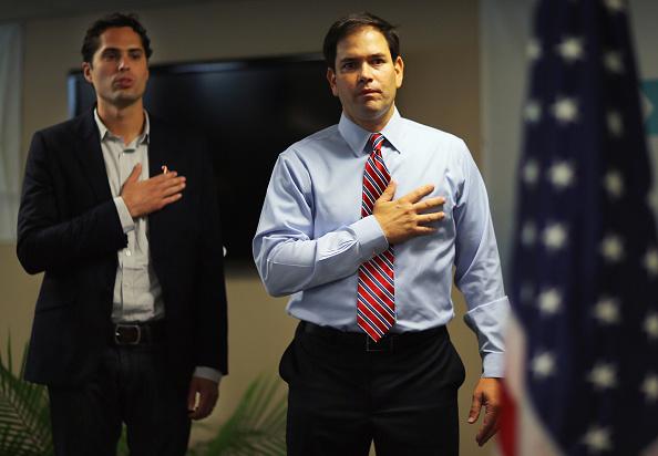 Florida International University「Senator Rubio And Craig Romney Campaign For GOP Candidate Romney In Miami」:写真・画像(13)[壁紙.com]