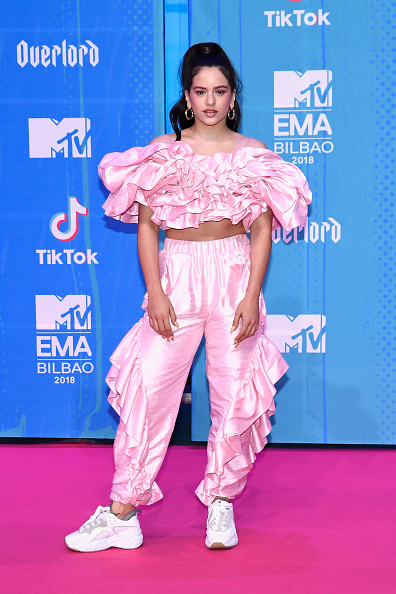 MTVヨーロッパ音楽賞「MTV EMAs 2018 - Red Carpet Arrivals」:写真・画像(8)[壁紙.com]