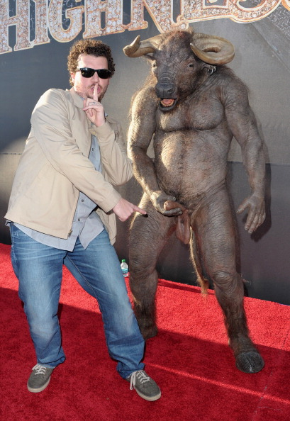 """Minotaur「Premiere Of Universal Pictures' """"Your Highness"""" - Red Carpet」:写真・画像(10)[壁紙.com]"""