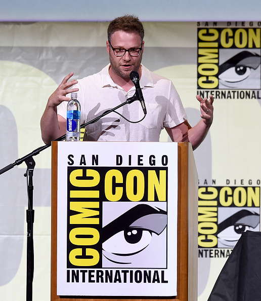 "Preacher - Television Show「Comic-Con International 2016 -  AMC's ""Preacher"" Panel」:写真・画像(5)[壁紙.com]"