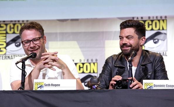 Preacher「AMC At Comic-Con 2016 - Day 2」:写真・画像(8)[壁紙.com]