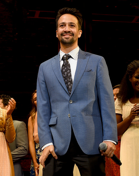俳優「'Hamilton' Opening Night Curtain Call」:写真・画像(11)[壁紙.com]