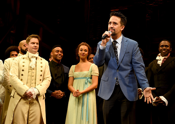 俳優「'Hamilton' Opening Night Curtain Call」:写真・画像(12)[壁紙.com]
