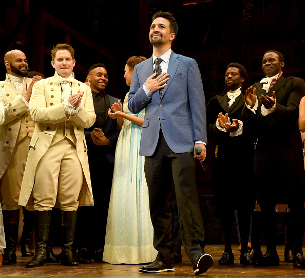 俳優「'Hamilton' Opening Night Curtain Call」:写真・画像(10)[壁紙.com]
