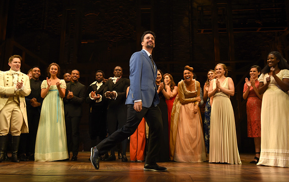 俳優「'Hamilton' Opening Night Curtain Call」:写真・画像(13)[壁紙.com]