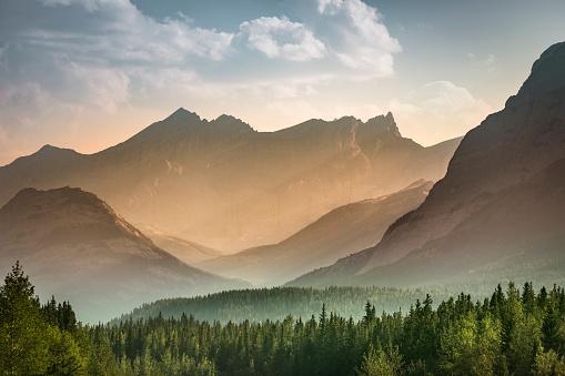 Nature「Alberta wilderness near Banff」:スマホ壁紙(19)