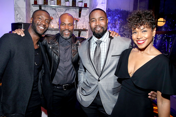 光栄「Pre ABFF Honors Cocktail Party Hosted by Debra L. Lee & Jeff Friday」:写真・画像(12)[壁紙.com]