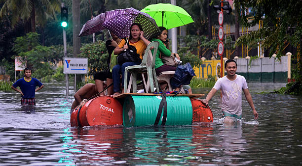 Manila Left Submerged As Torrential Rain Continues:ニュース(壁紙.com)
