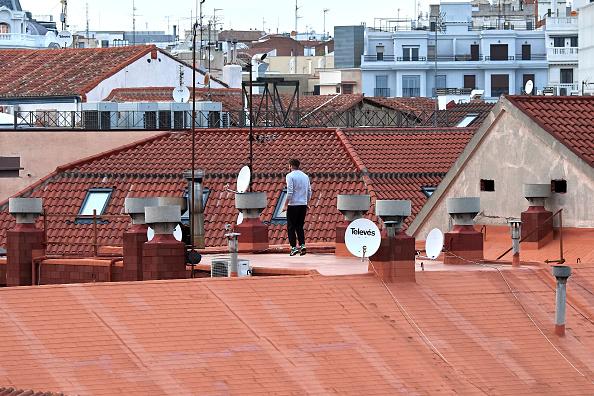 Sport「Spain Continues Nationwide Lockdown To Combat The Coronavirus」:写真・画像(3)[壁紙.com]
