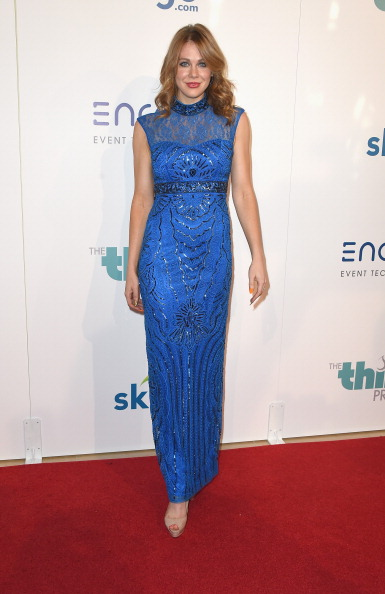 """Long Hair「5th Annual Thirst Gala Hosted By Jennifer Garner In Partnership With Skyo And Relativity's """"Earth To Echo"""" - Arrivals」:写真・画像(14)[壁紙.com]"""