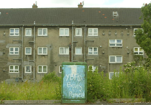 Slum「Barlanark Surveyed As Scotland's Most Deprived Area」:写真・画像(11)[壁紙.com]