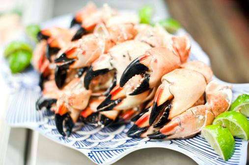 Claw「Plate full of Stone Crab」:スマホ壁紙(12)