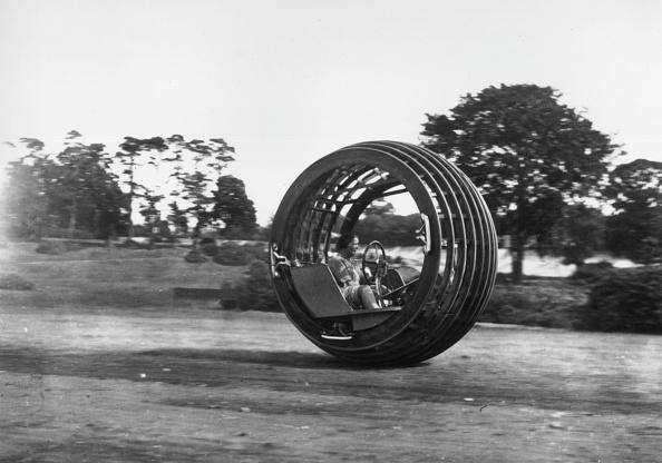 Dynasphere「Rolling Roadster」:写真・画像(7)[壁紙.com]