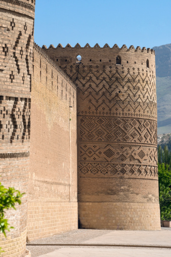 Iranian Culture「The Arg of Karim Khan citadel in Shiraz, Iran」:スマホ壁紙(5)