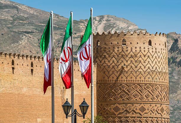 The Arg of Karim Khan citadel in Shiraz, Iran:スマホ壁紙(壁紙.com)