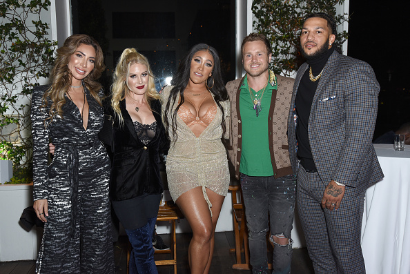 "Spencer Platt「WE tv Celebrates The 100th Episode Of The ""Marriage Boot Camp"" Reality Stars Franchise And The Premiere Of ""Marriage Boot Camp Family Edition""」:写真・画像(19)[壁紙.com]"