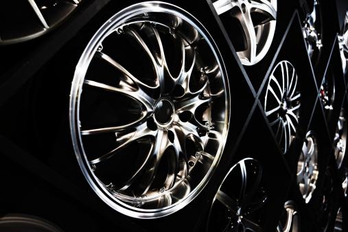 Rack「Alloy wheels」:スマホ壁紙(8)