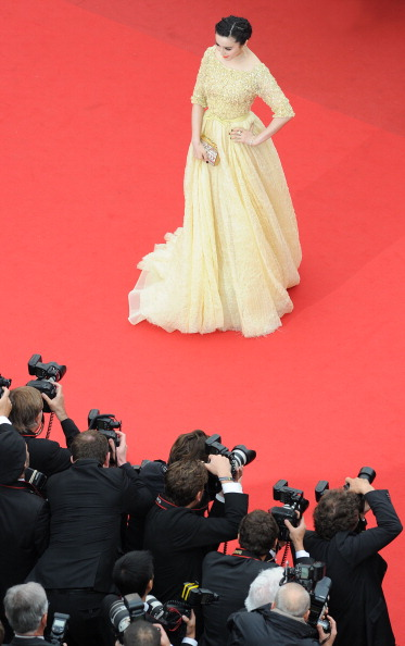 Gold Purse「'Jeune & Jolie' Premiere - The 66th Annual Cannes Film Festival」:写真・画像(16)[壁紙.com]