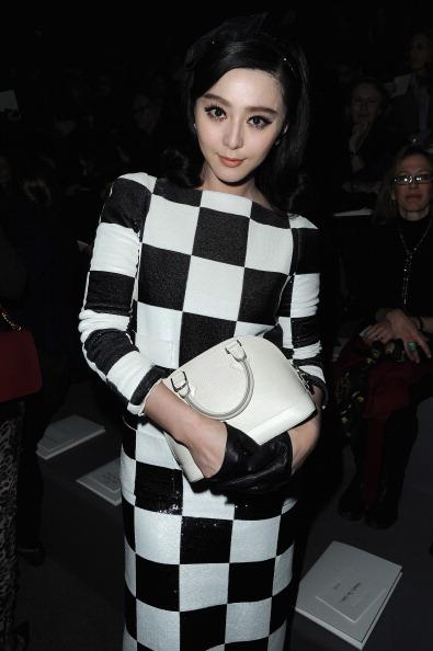 Louis Vuitton Purse「Louis Vuitton - Front Row - PFW F/W 2013」:写真・画像(8)[壁紙.com]