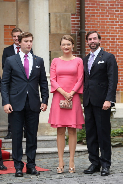 Luxembourg Royalty「Civil Wedding Of Prince Felix Of Luxembourg & Claire Lademacher」:写真・画像(19)[壁紙.com]