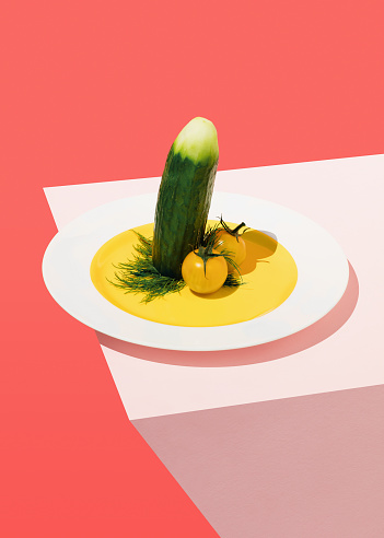 Erection「Cucumber Penis」:スマホ壁紙(6)