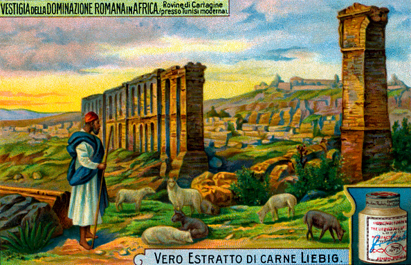 Empire「Ruins of Carthage (Italian: 'Rovine di Cartagine')」:写真・画像(17)[壁紙.com]