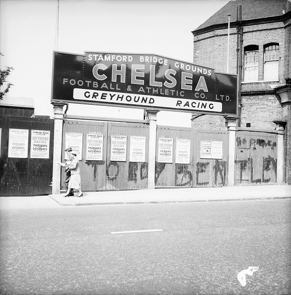Stamford Bridge「Chelsea Graffiti」:写真・画像(6)[壁紙.com]