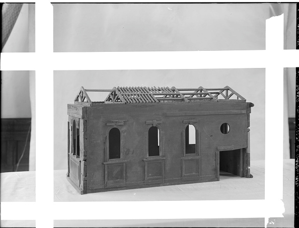 Model - Object「Model Of The 17Th Century Chapel At Pembroke College」:写真・画像(5)[壁紙.com]