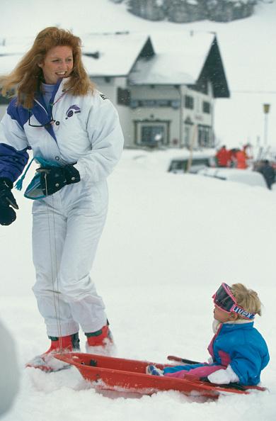 Skiing「Sarah Ferguson, Duchess of York」:写真・画像(3)[壁紙.com]