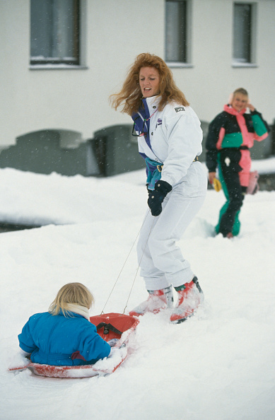 Skiing「Sarah Ferguson, Duchess of York」:写真・画像(4)[壁紙.com]