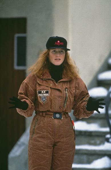 Skiing「Sarah Ferguson, Duchess of York」:写真・画像(1)[壁紙.com]