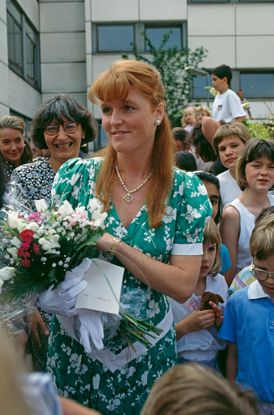 Bouquet「Sarah Ferguson, Duchess of York」:写真・画像(12)[壁紙.com]