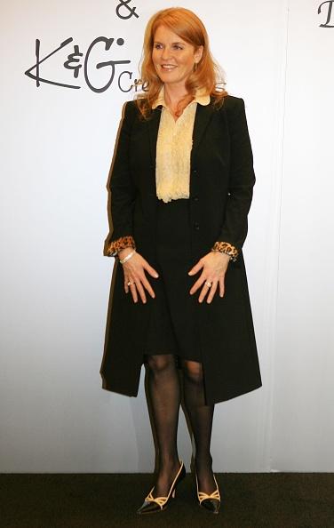 Katy Winn「Sarah Ferguson Debuts Her Line of Jewelry For K&G Creation」:写真・画像(19)[壁紙.com]