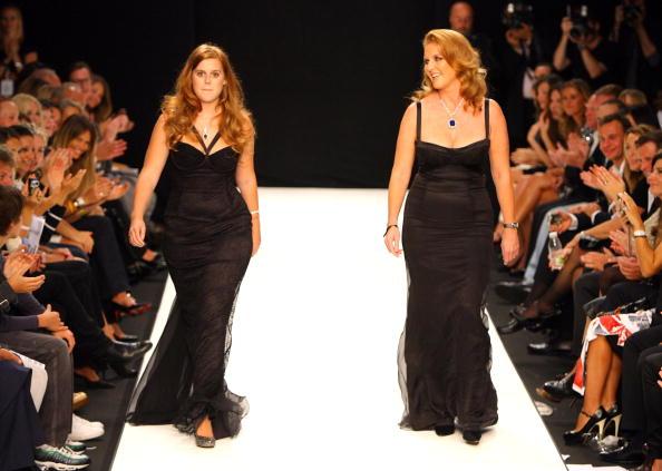ロンドンファッションウィーク「Fashion For Relief - Runway」:写真・画像(12)[壁紙.com]