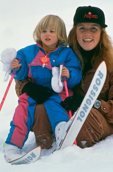 Skiing「Sarah Ferguson, Duchess of York」:写真・画像(7)[壁紙.com]