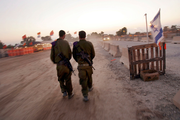 Country Road「Israeli Settlers Prepare For Gaza Pullout」:写真・画像(19)[壁紙.com]