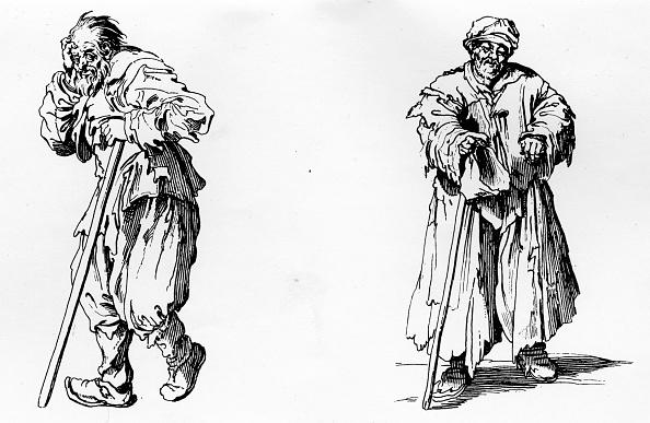17th Century「Vagrants of London」:写真・画像(15)[壁紙.com]