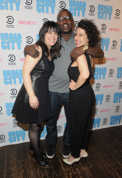"""Hannibal Buress「Comedy Central's """"Broad City"""" Screening & Premiere Party」:写真・画像(16)[壁紙.com]"""