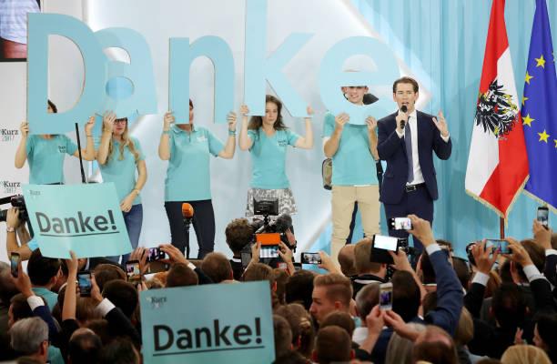 Austria「Austria Holds Legislative Elections」:写真・画像(16)[壁紙.com]